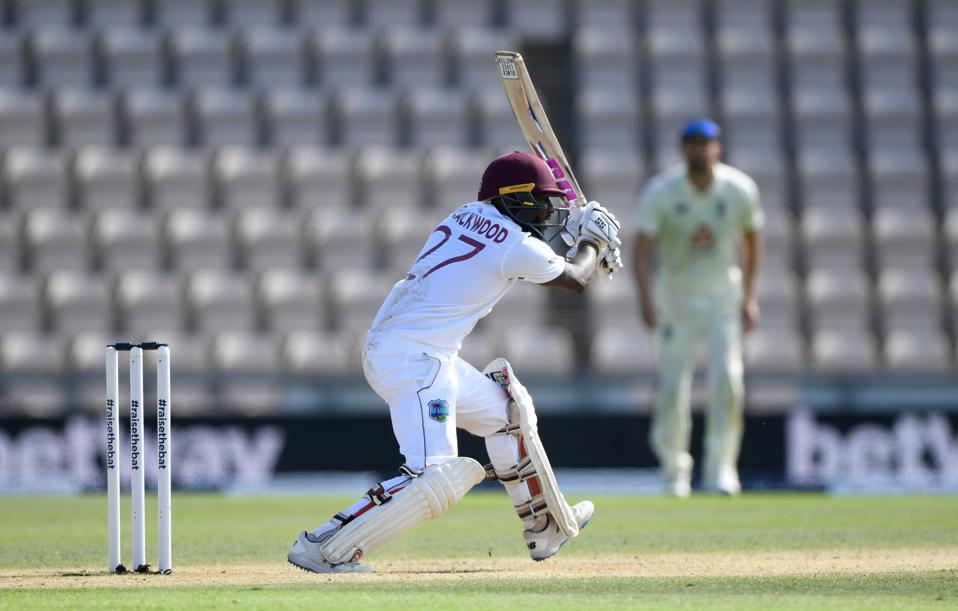 England v West Indies: Day 5 - First Test #RaiseTheBat Series