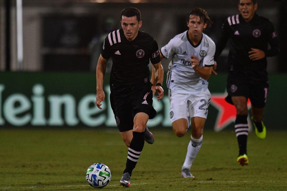Philadelphia Union v Inter Miami CF - MLS Is Back Tournament
