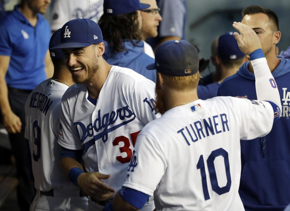 promo code 0a8c9 f45cd Big-Spending Los Angeles Dodgers Set To Win Seventh Straight ...