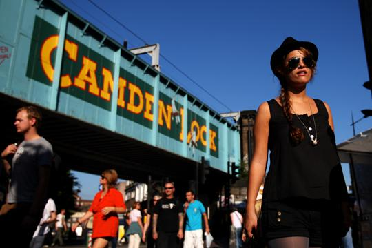 Inside A Billionaire's Bet To Take London's Camden Market From Punk To Profit