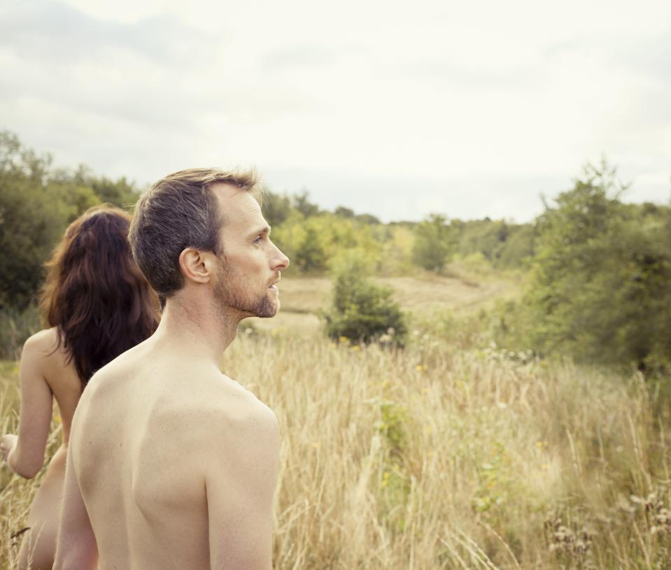 Nudists normally have the freedom of an entire landscape