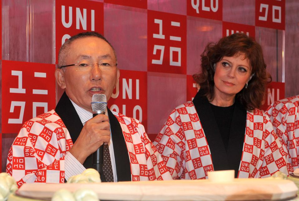 UNIQLO's 5th Avenue Flagship Store Opening