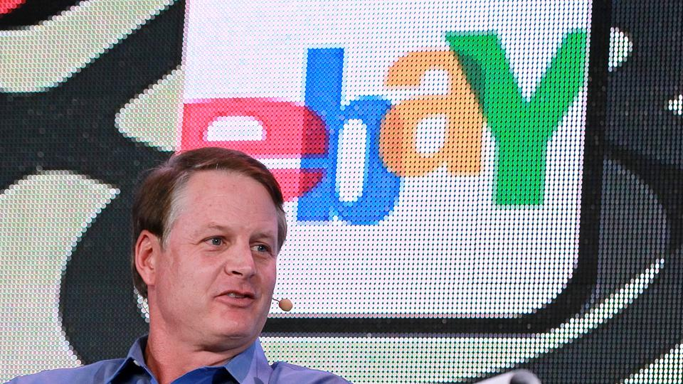 Former eBay CEO John Donahoe saw potential in Devin Wenig and agreed a deal over lobster rolls in Cape Cod in 2011.