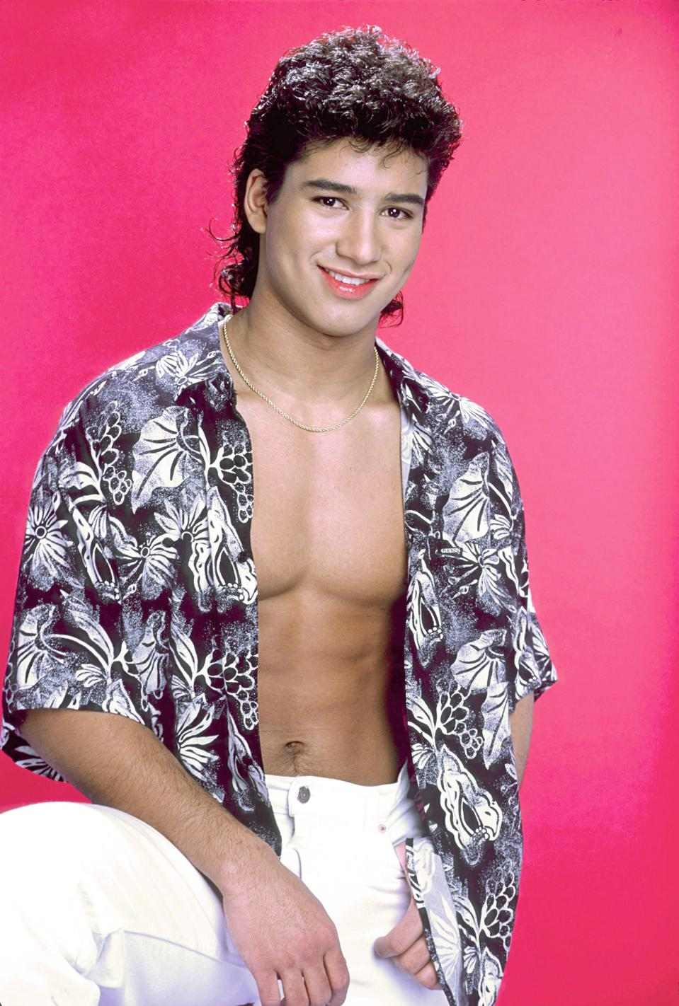 Mario Lopez To Host Virtual Cinco De Mayo Dance Party And Also
