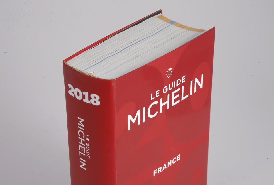 France Michelin Guide