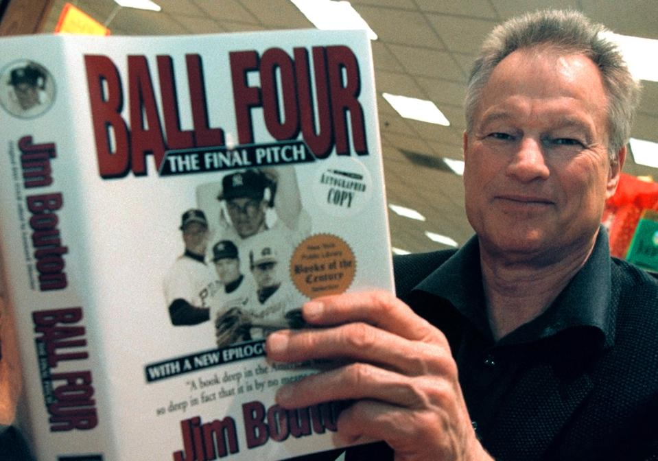 Jim Bouton Releases ″Ball Four: The Final Pitch″