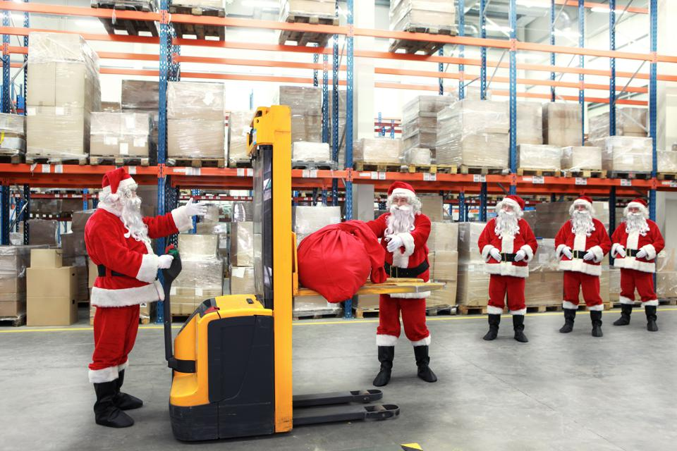 Santa Clauses; Background Check; Ban the Box; Recruiting; HireRight; FCRA