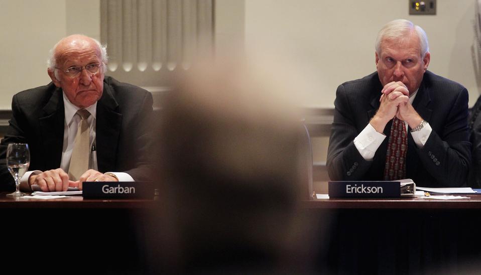 Penn State Community Reacts As Trustees Fire Coach Joe Paterno