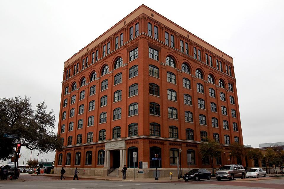 Dallas Observes 48th Anniversary Of JFK's Assassination