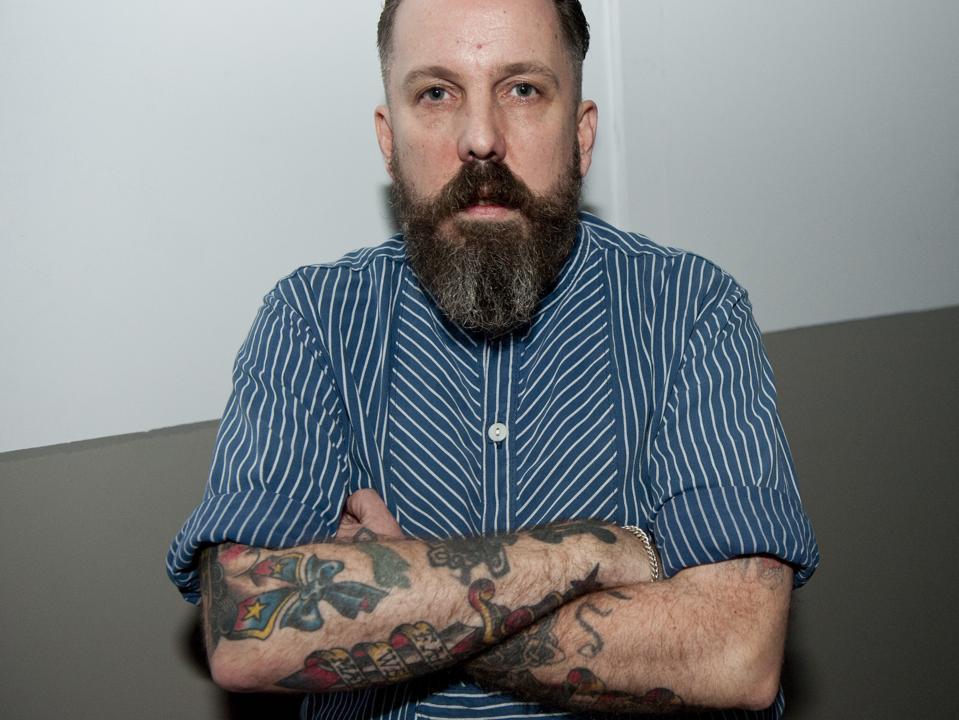 DJ Andrew Weatherall
