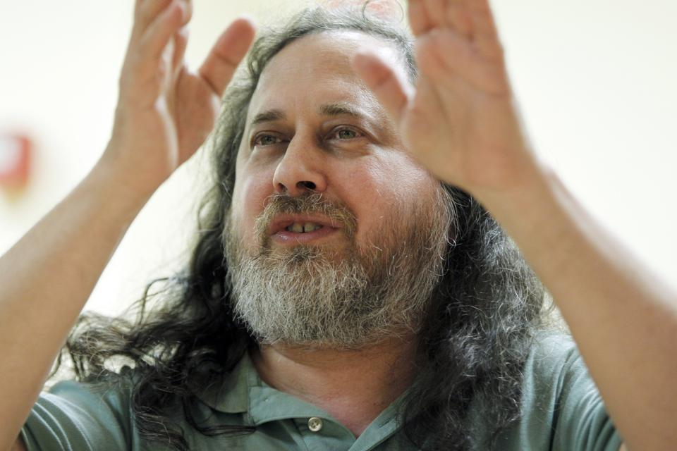Richard Stallman Has Resigned As President Of The Free Software Foundation