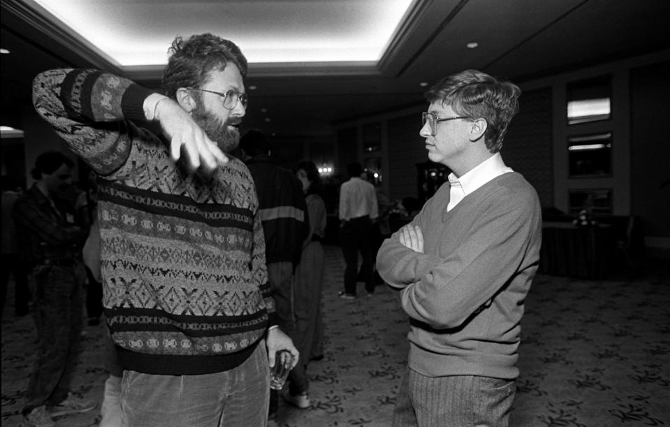 At The 1988 PC Forum