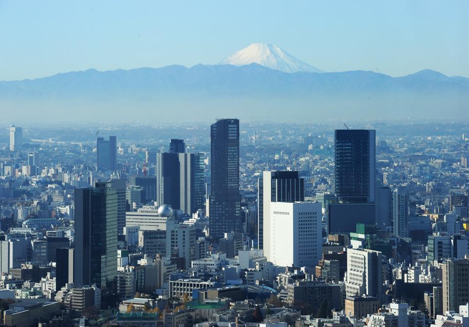 Tokyo City Views - FIFA Club World Cup 2011
