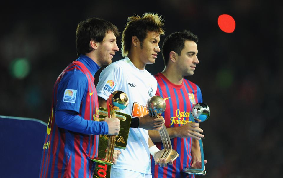 Are Xavi And Neymar Reunions The Only Way To Make Messi Stay At Fc Barcelona