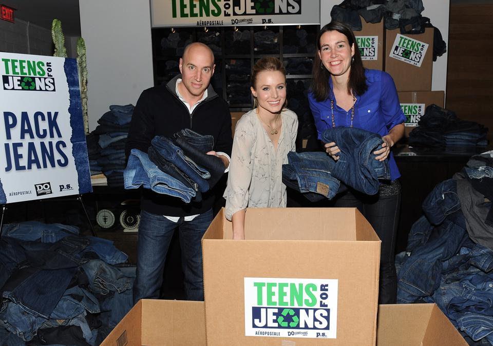 DoSomething.org & Aeropostale's Teens for Jeans Kick-off Party