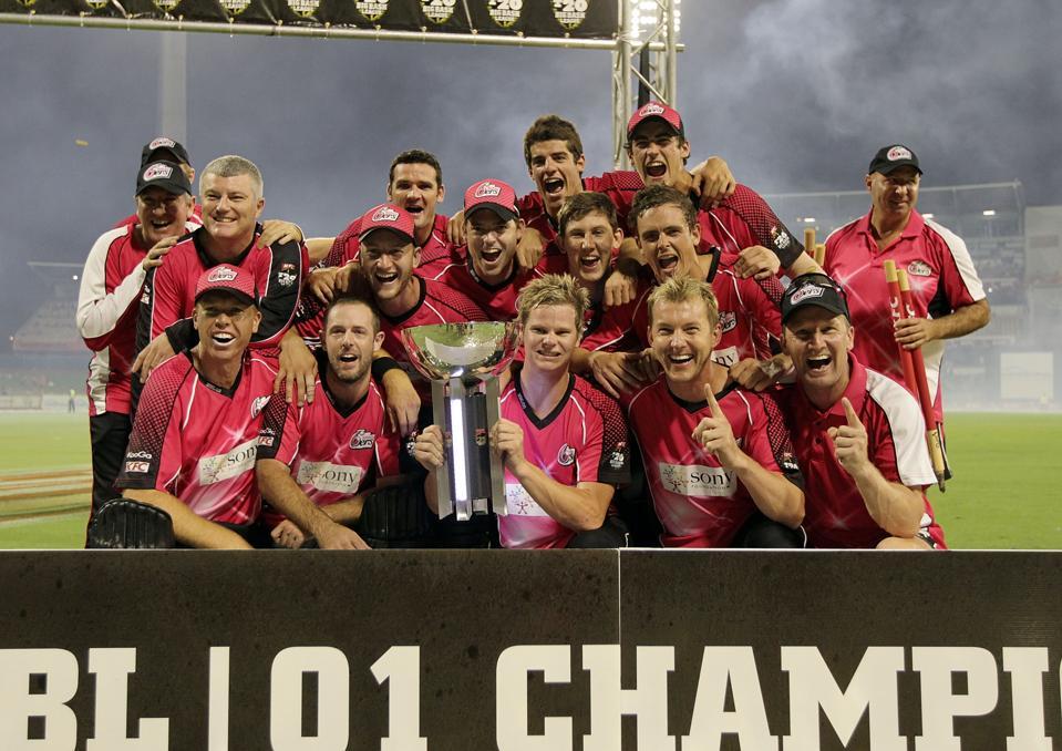 Big Bash League - Grand Final: Perth v Sydney Sixers