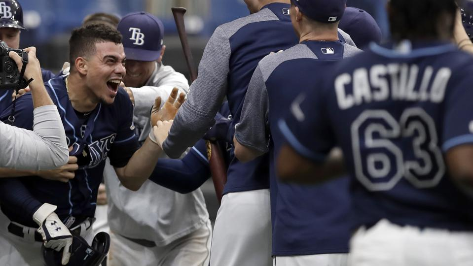 Tampa Bay Rays Battle Through Home Woes Inconsistent Play