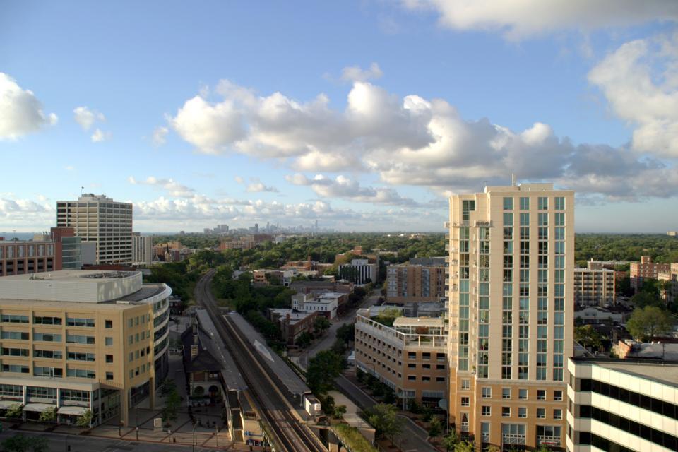 Chicago on the Horizon