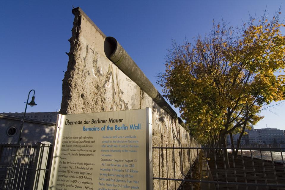 30 Years Since The Berlin Wall, German Tourism Adds World Heritage Sites, Reunified Attractions