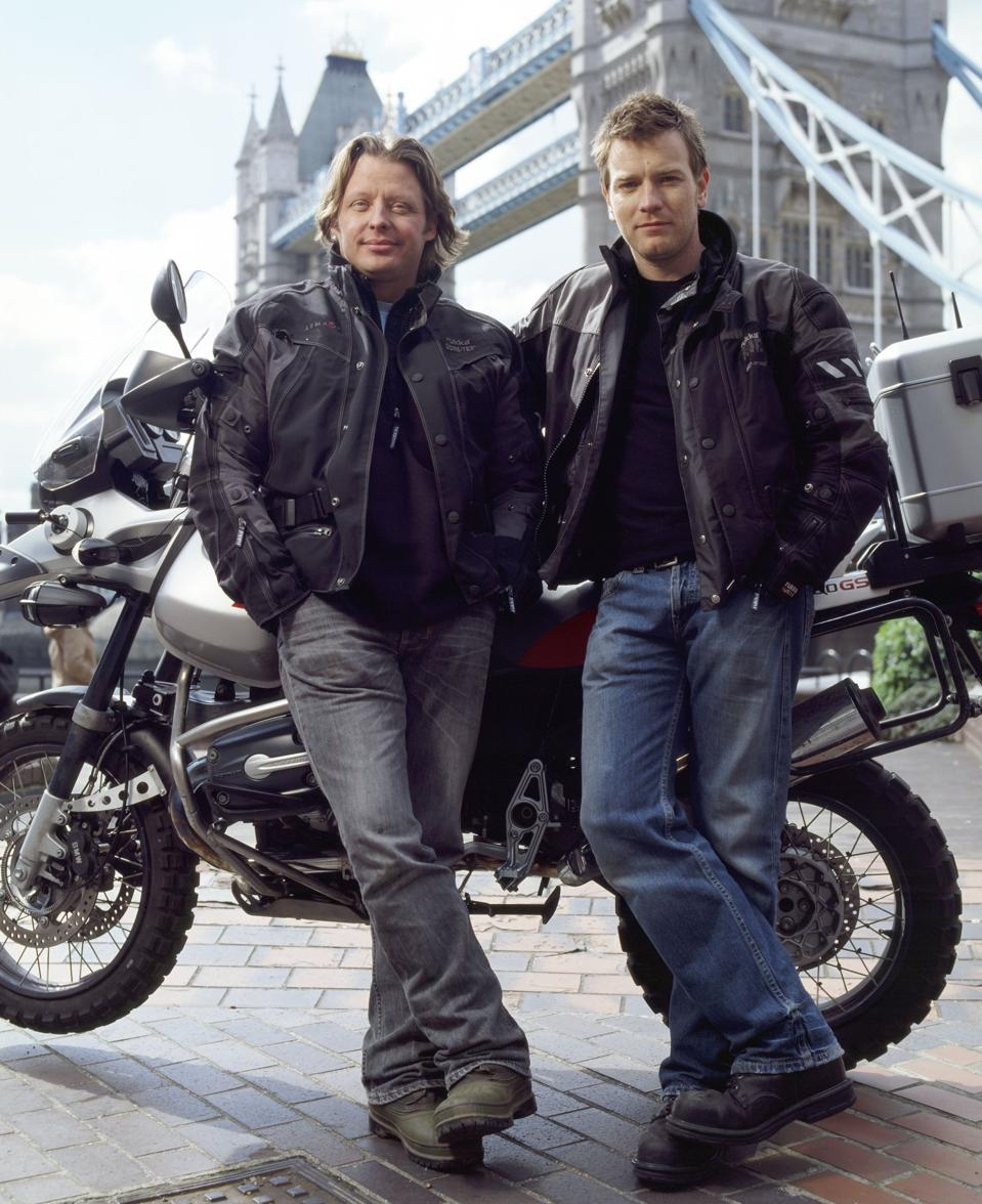 Ewan McGregor And Charley Boorman Head The 'Long Way Up' - On Electric Harley-Davidsons?