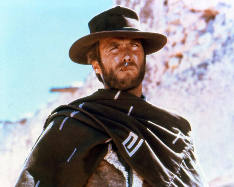 A Fistful of Dollars, Clint Eastwood, Spaghetti western, Sergio Leone (1929-1989), 'The Man with No Name'