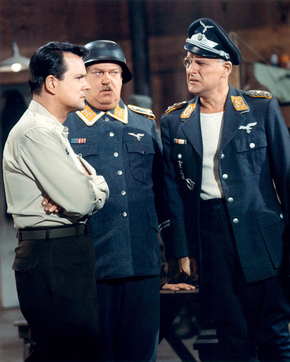 Hogan's Heroes Makes A Comeback Nearly Five Decades After It Went Off The Air