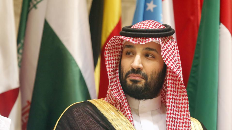 The Saudi crown prince has continued to deny any involvement in Jamal Khashoggi's murder.