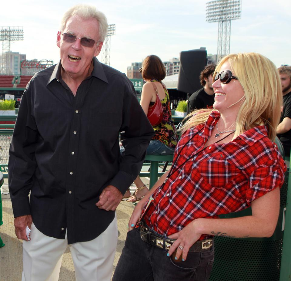 Hot Stove Cool Music VIP Party At Fenway Park