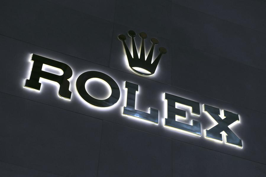 Rolex - In Photos: The Companies With The Best CSR Reputations In The World - Forbes