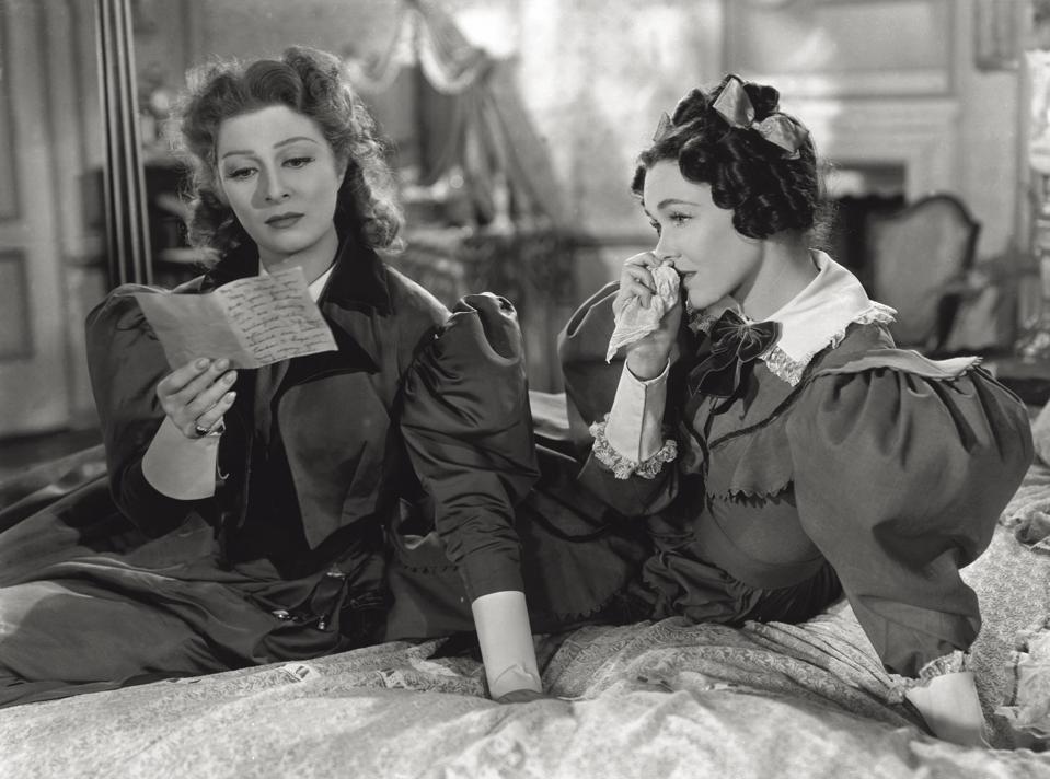 Greer Garson In 'Pride And Prejudice'