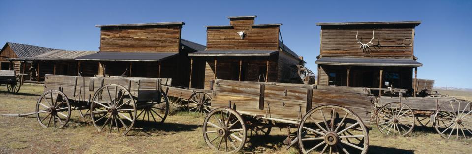 Ghost Town, Cody, Wyoming