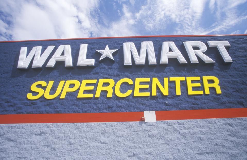 Wall Mart Supercenter in AR where prices are cheap