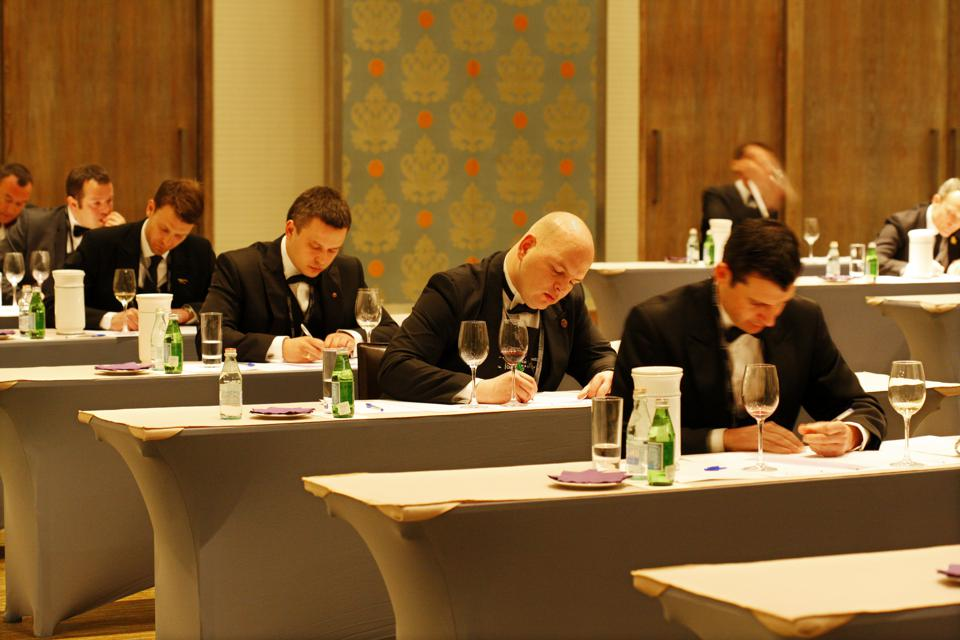 Sommeliers Convention 2010, Chile