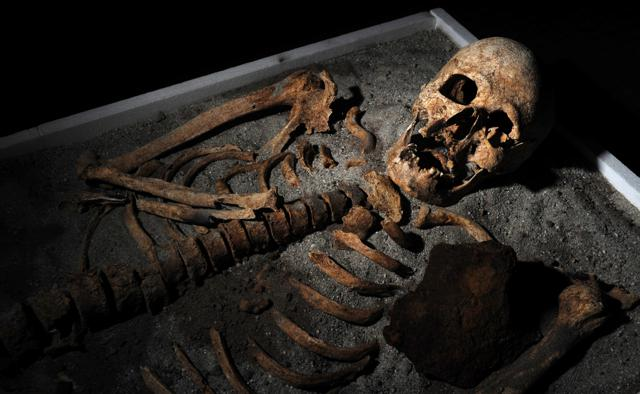 Not All Strange Burials Are Vampires Or Zombies