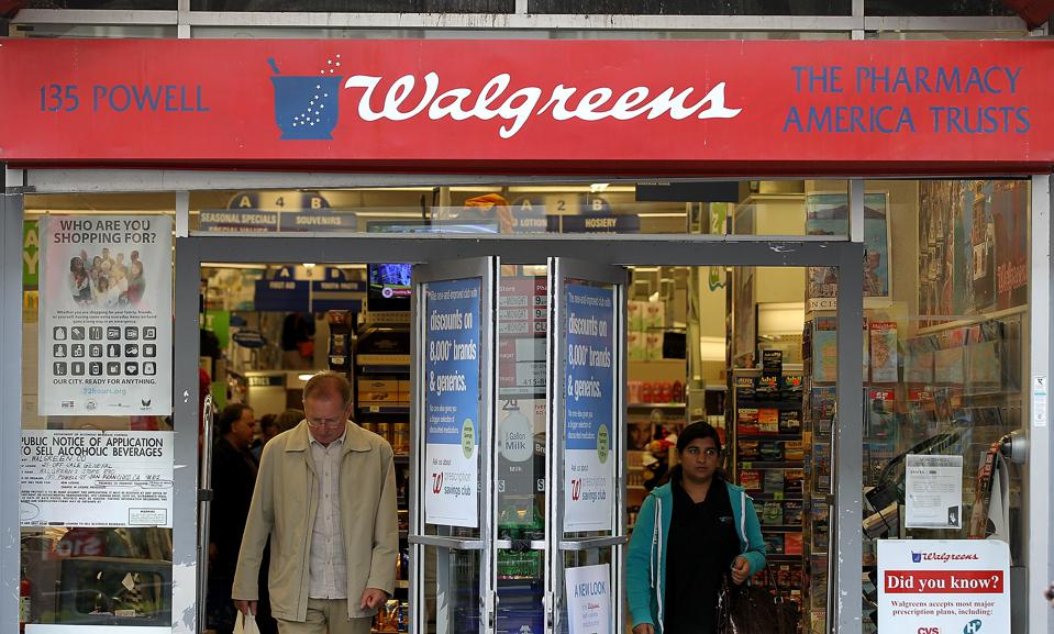 Walgreens Acquires 45% Stake In Alliance Boots For $6.7 Billion