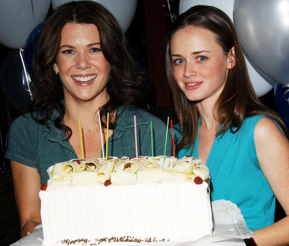 Alexis Bledel's 21st Birthday Party