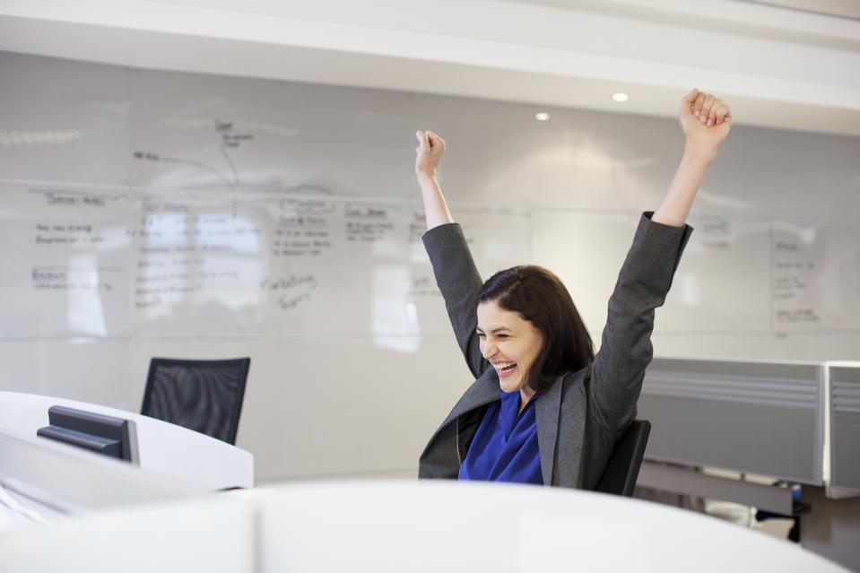 This Characteristic Could Make You 136% Happier With Your Career