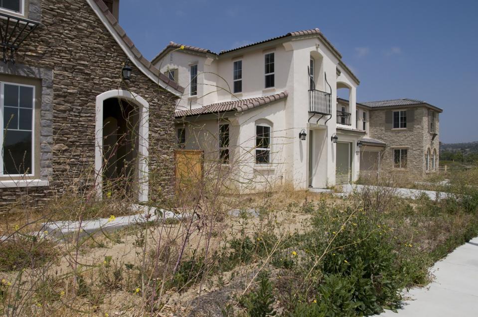Foreclosure Waste Land