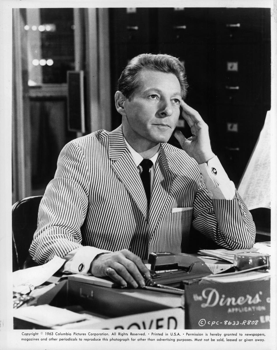 Danny Kaye In 'The Man From The Diners' Club'