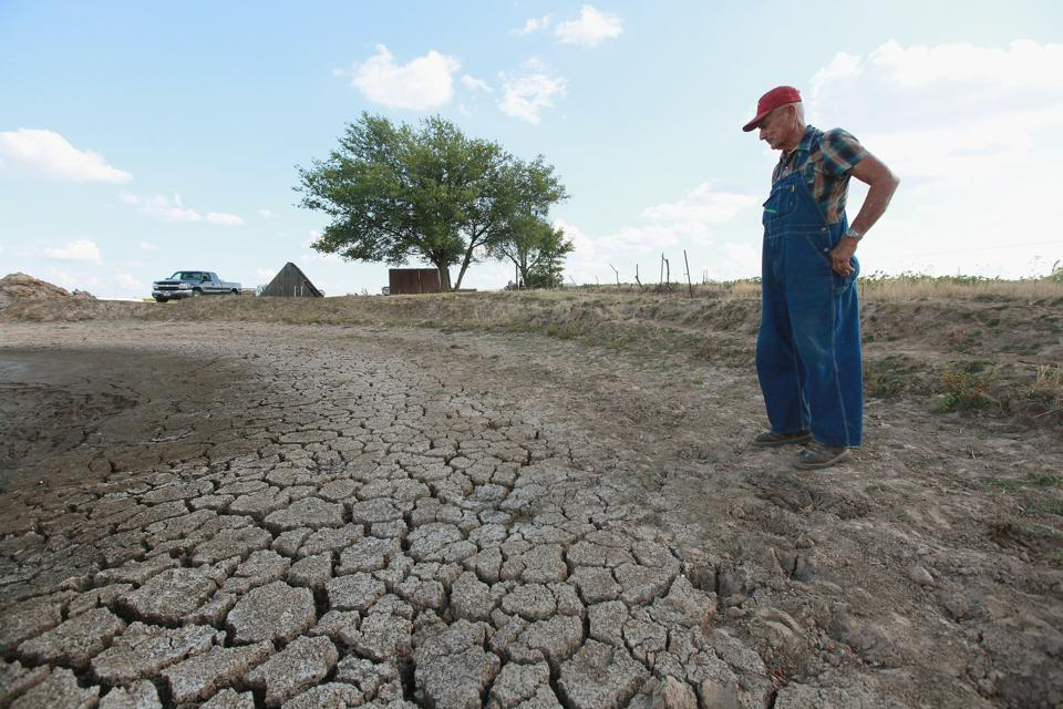 Severe Drought Threatens Midwest Corn Crops