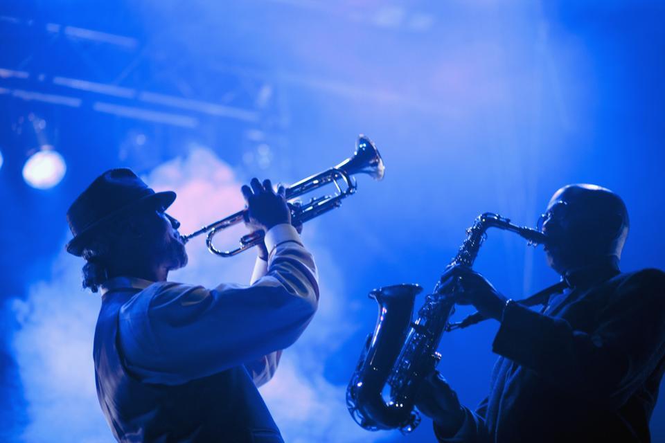 Companies of the future resemble jazz ensembles