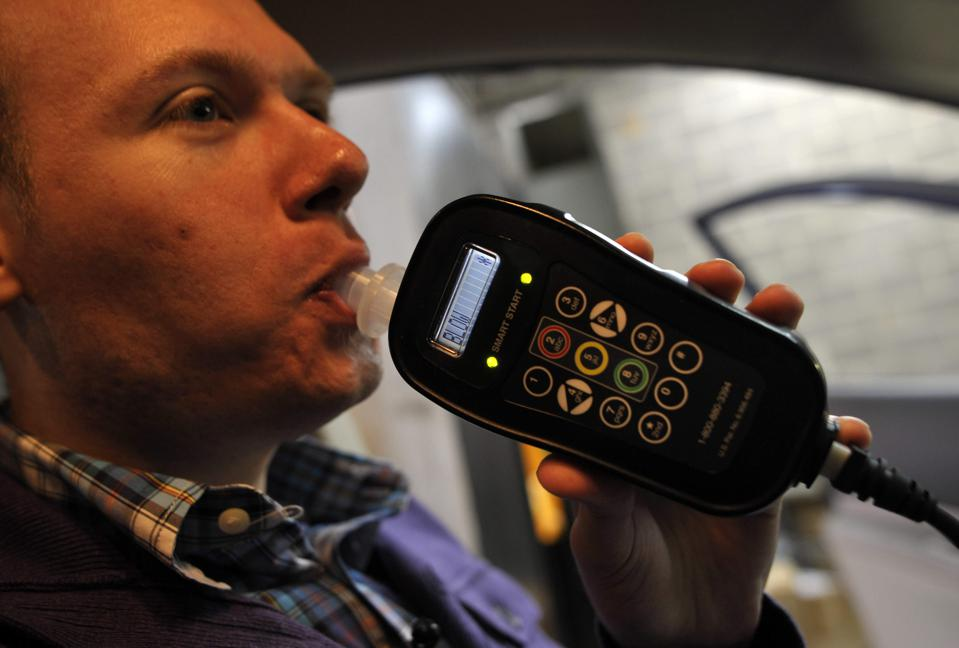 New Virginia Law Will Require First Time DUI Offenders To Put Breathalyzers On Their Cars