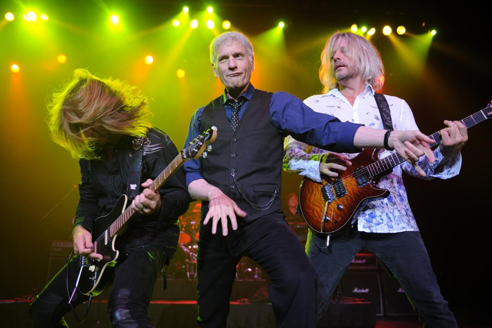 Dennis DeYoung: Music Of Styx At Hard Rock Live