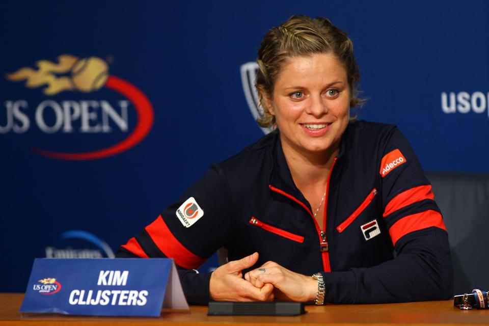 Kim Clijsters, 36, Is Returning To Tennis And Rennae Stubbs Says 'Look Out'