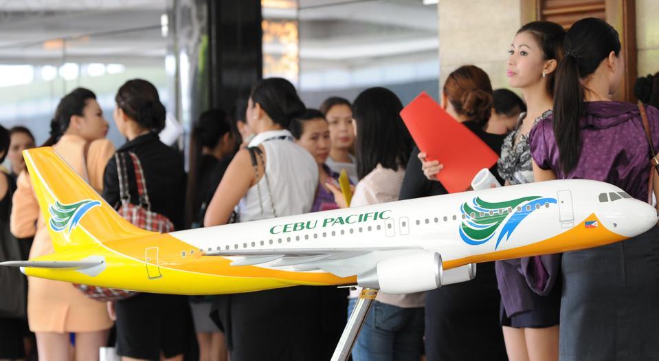 PHILIPPINES-AVIATION-ECONOMY-GROWTH