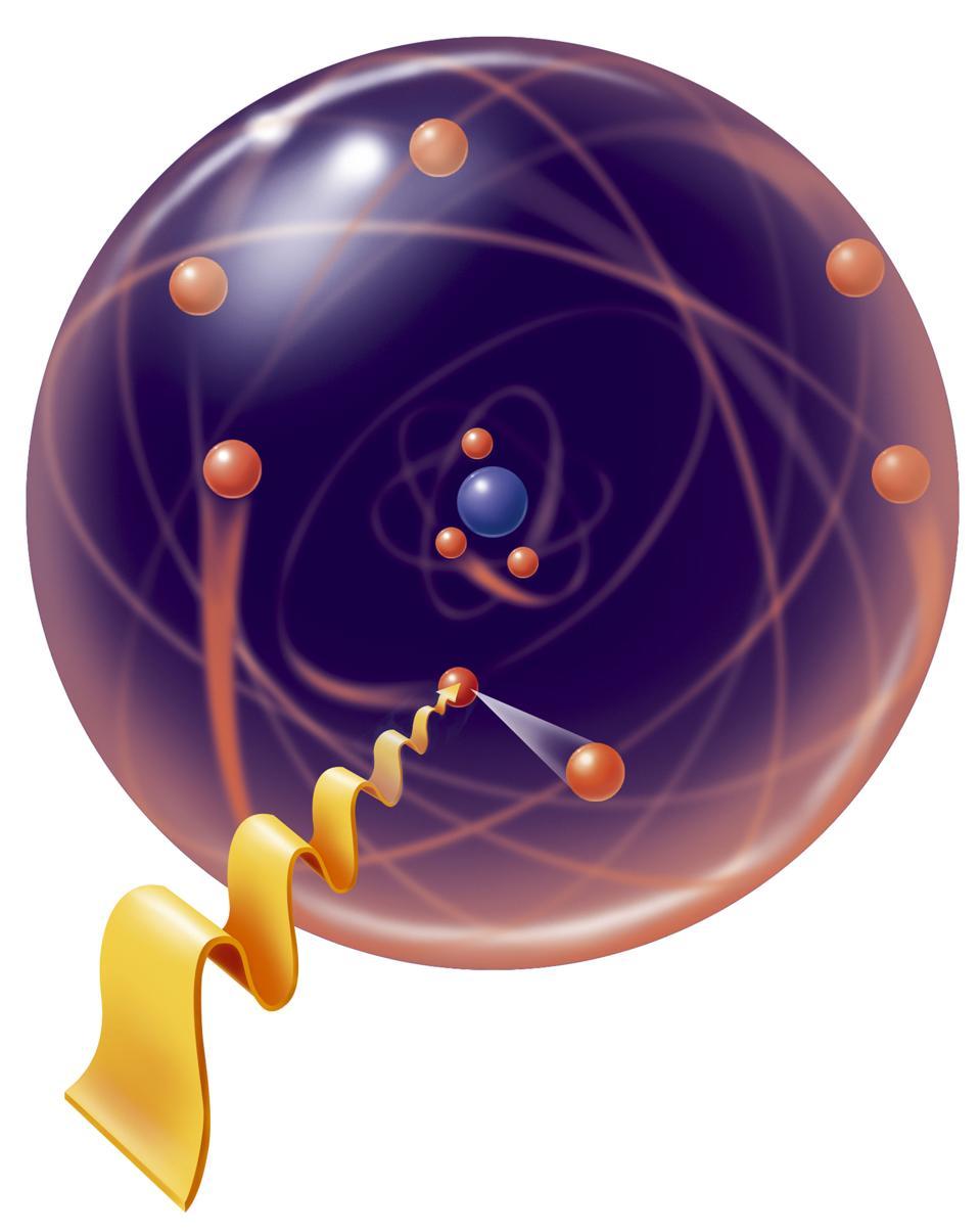Atom, Drawing