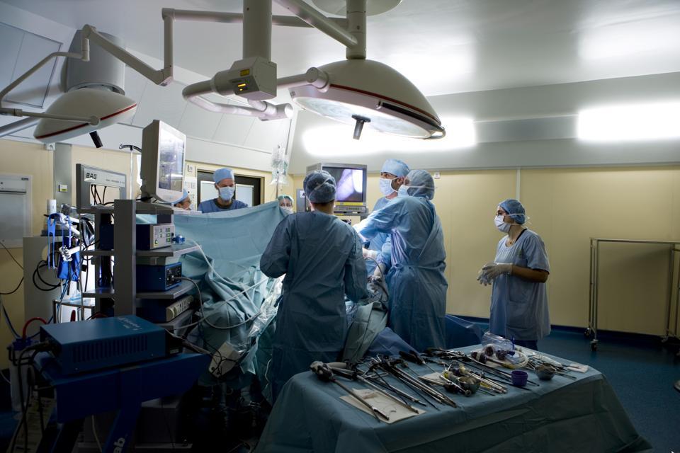 Surgery, Coelioscopy