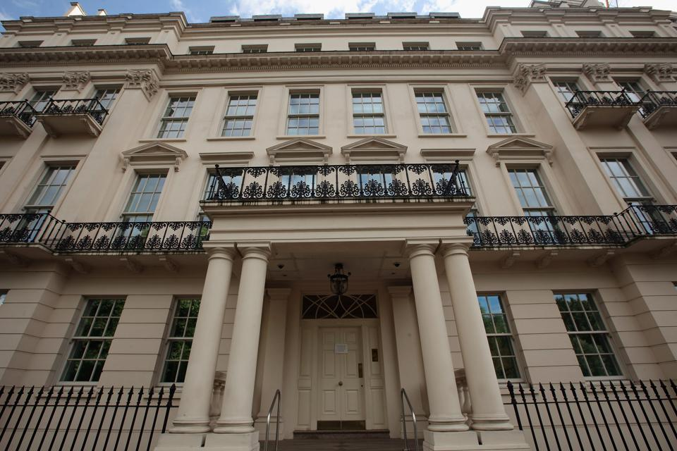 Hyde Park Property Becomes The Most Expensive Ever Marketed In The UK