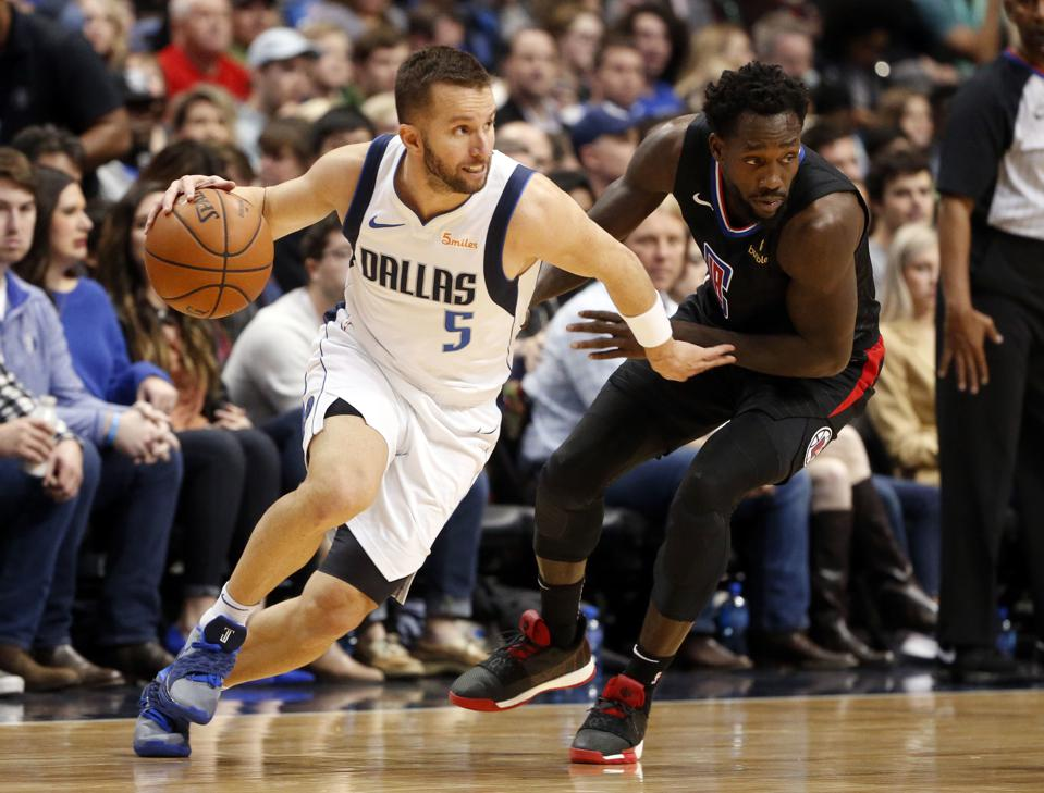 J J Barea And The Dallas Mavericks Agree To One Year Deal