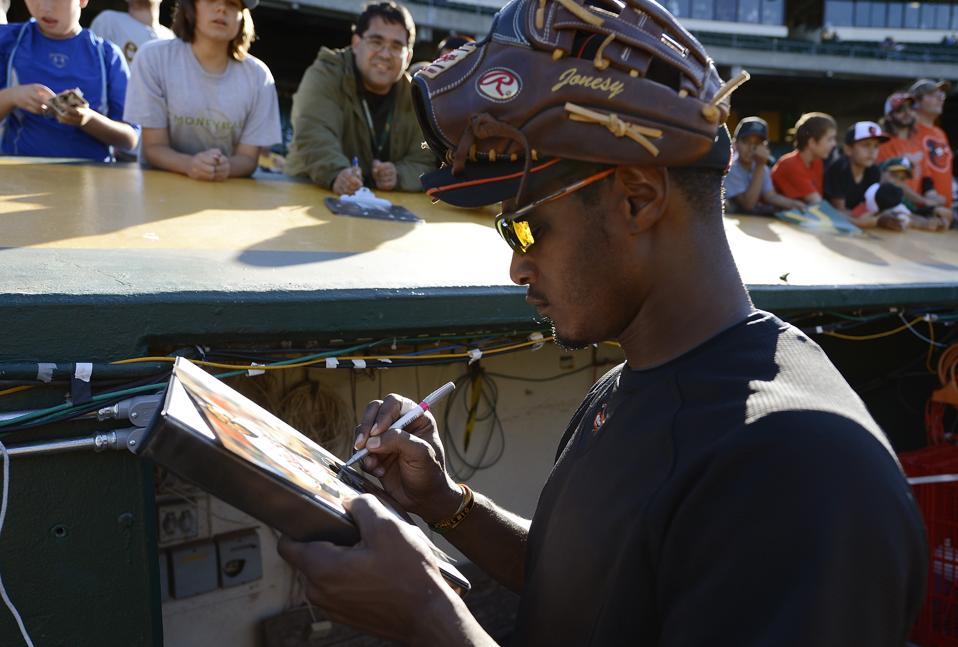 Baltimore Orioles v Oakland Athletics